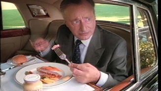 "Grey Poupon ""Son of Rolls"" (classic TV spot)"