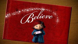 "Macys ""Believe, Thank You"""