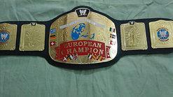 Famous Belts - EUROPEAN Wrestling Tittle Replica Belt
