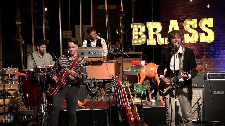 ONSTAGE with Brass Camel