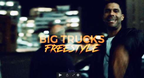 Big Trucks freestyle