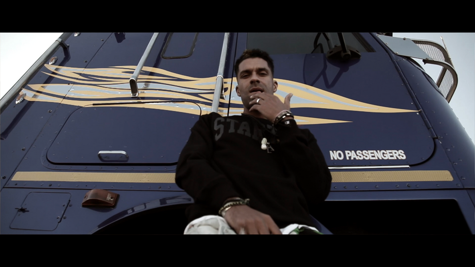 Big Trucks - Ben Caesar x Kool Air