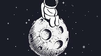 The moon  promo instagram