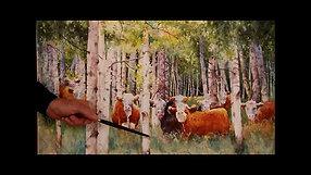 Explaining the Painting – Aspen Days