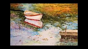 Explaining the Painting – Serenity
