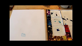 Watercolor Tutorial: Values