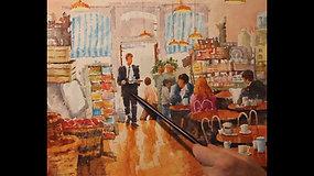 Explaining the Painting – The Market