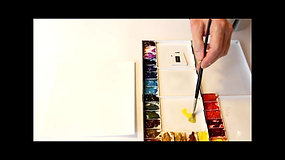 Watercolor Tutorial: Getting Started