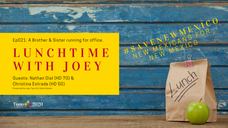 Lunchtime with Joey ep021
