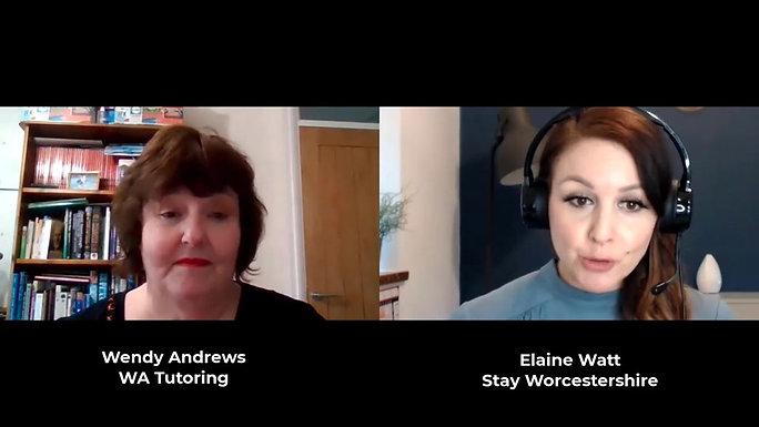 Destination Worcestershire Interview