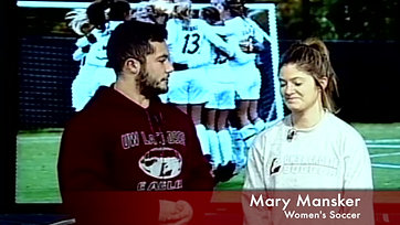 Athlete of the Week - Mary Mansker