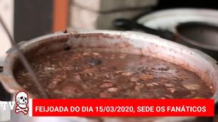 FEIJOADA NA SEDE DA TORCIDA 15/03/2020