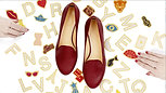 Charlotte Olympia - The ABC's collection