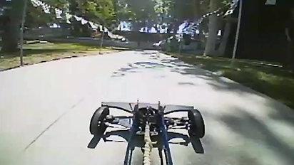 Hillclimb final race