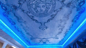 Stretch ceilings - new alternative to popcorn ceilings