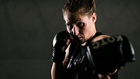 """Professional Yakima MMA fighter Kelly """"Skittles"""" Clayton, """"Life is too short to not be happy"""""""