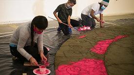 Oaxacan artist remembers those lost during coronavirus pandemic through Dia de los Muertos