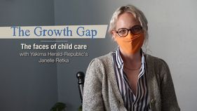 The Growth Gap - The faces of child care with Lorena Miranda