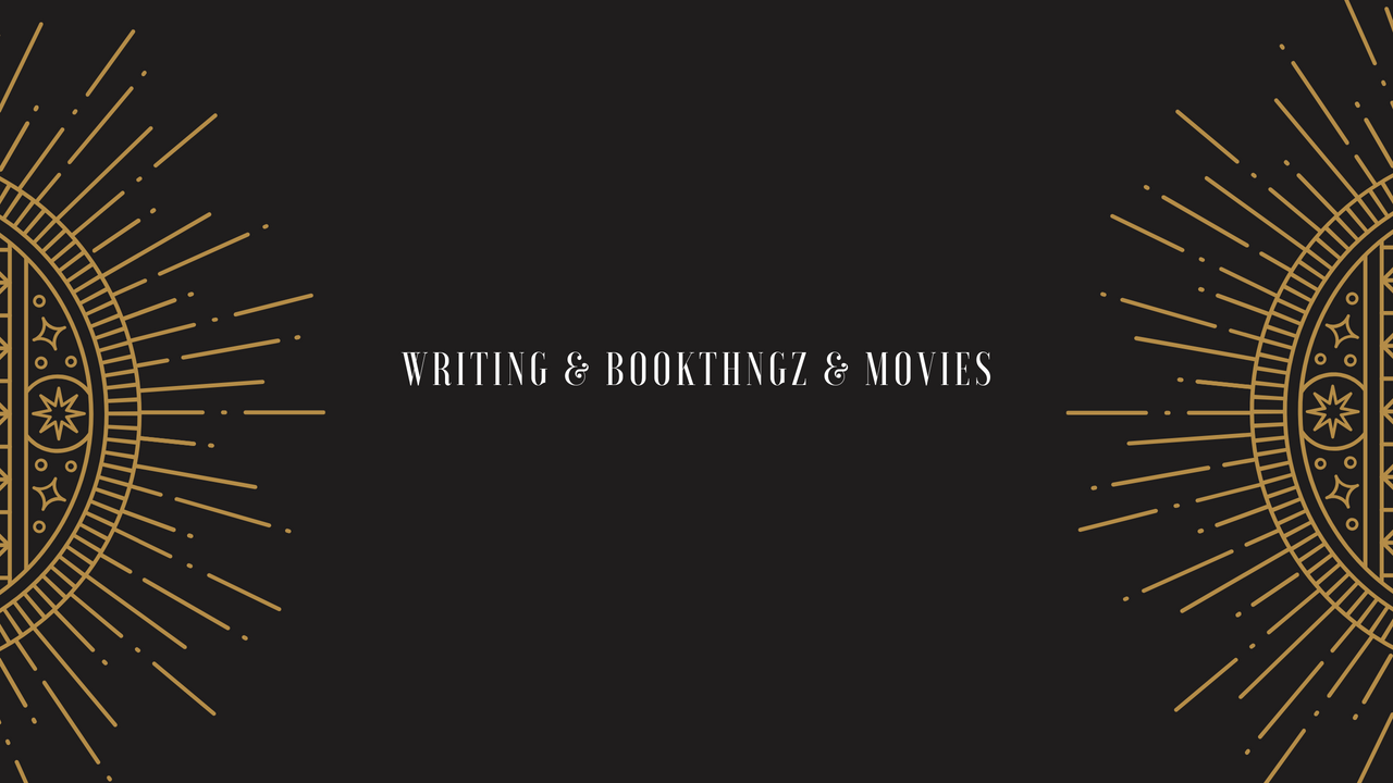 Writing&BookThngs&Movies