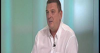 Emission l'invité de tvcom: Philippe Lenaerts