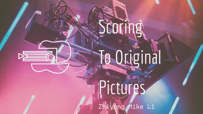 Scoring To Original Motion Pictures