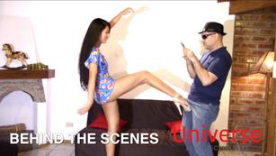 Larissa: Teach Me... Behind The Scenes