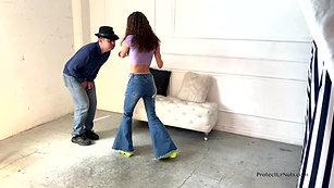 Sabrina: Teach Me How To Kick