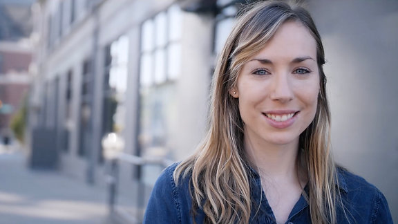 Marie transitions from military to Okta