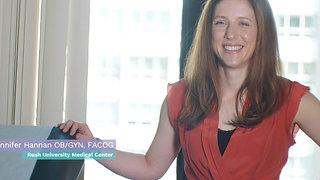 Dr. Jennifer Hannan, OB/GYN on Ava