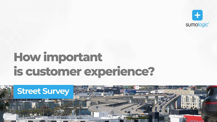 How important is customer experience?