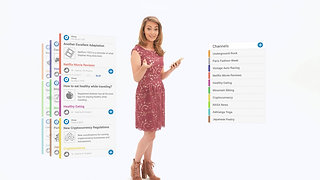Kloop – AI-powered news app