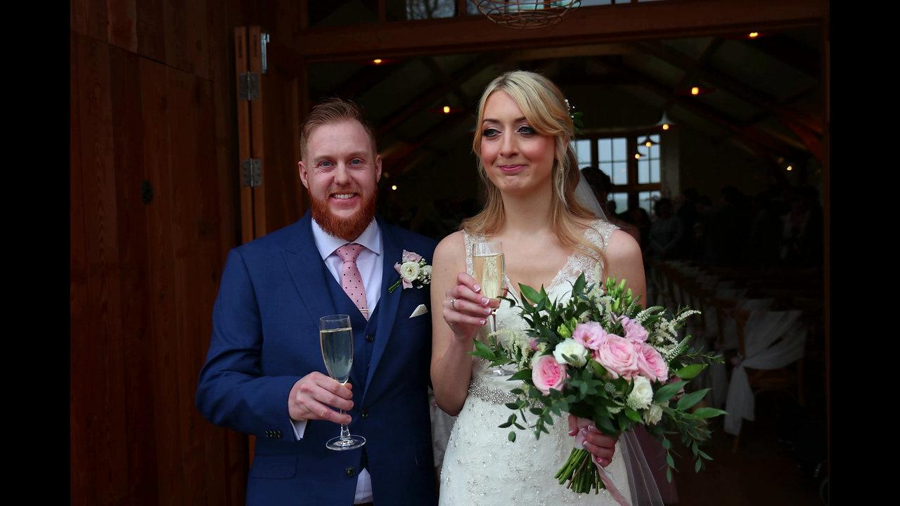Kathryn & Stephen wedding slideshow
