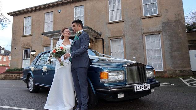 Veneice & Leslie full wedding film