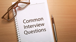 How to answer the top 5 interview questions
