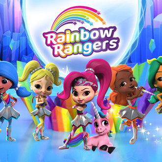 Rainbow Rangers Nick Jr