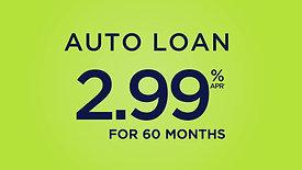 """Auto Loan"" for Tyndall CU"