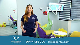 """Pediatrics"" for Larroc Dental"