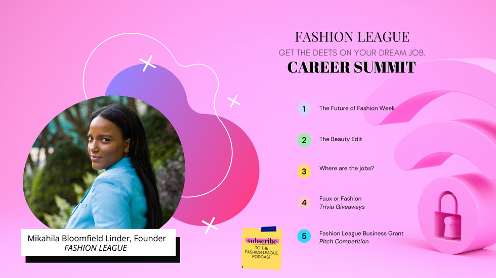 The Future of Fashion Week — Career Summit Panel