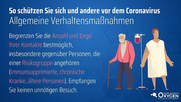 Corona Covid19 Info Video 16:9