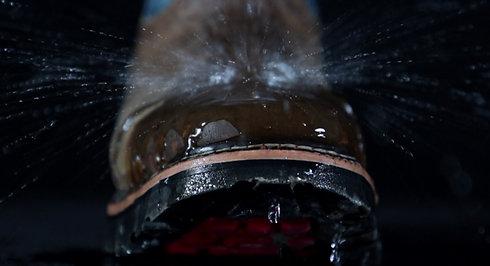 Rockin Leather Waterproof