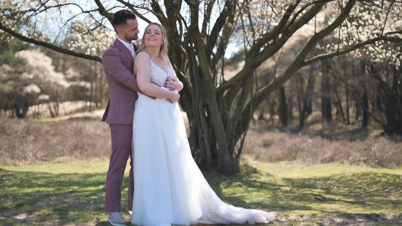 Wedding film Esther & Mitchel