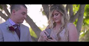 Jenelle + Treavor Wedding