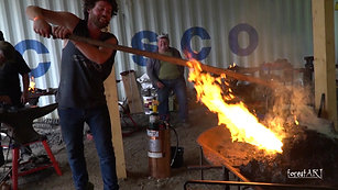Blacksmithing Courses at Ness Creek