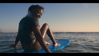 "2019 Oscillation Impact Award Winner, ""Surf Girls Jamaica"""