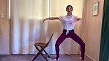 6 Week Challenge Day 3-Dancer's Legs