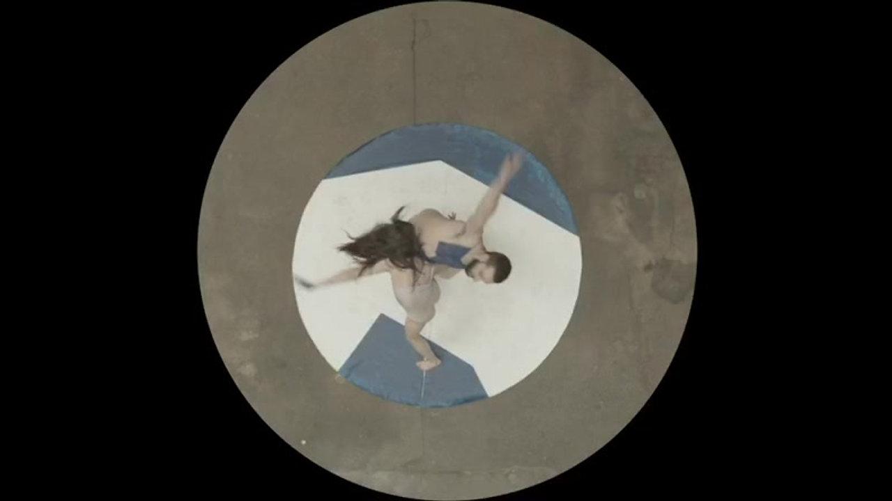 'BLEU' by TIFFANY BOUELLE