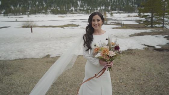 The Leons' Winter Wonderland Wedding
