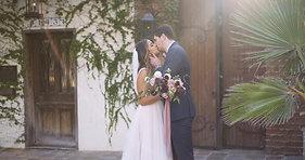 The Goodrows' Wedding at The Villa San Juan Capistrano
