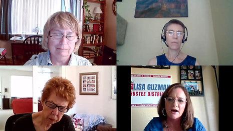 League of Women Voters Conversation