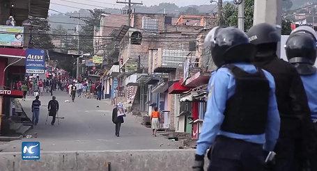 Riot Honduras